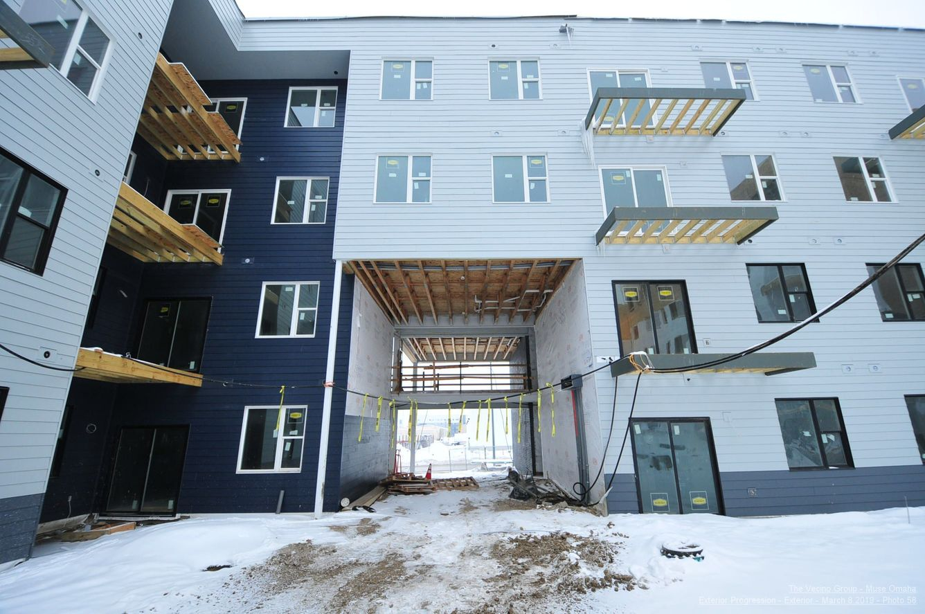 Downtown Omaha Apartments | Muse Student Housing